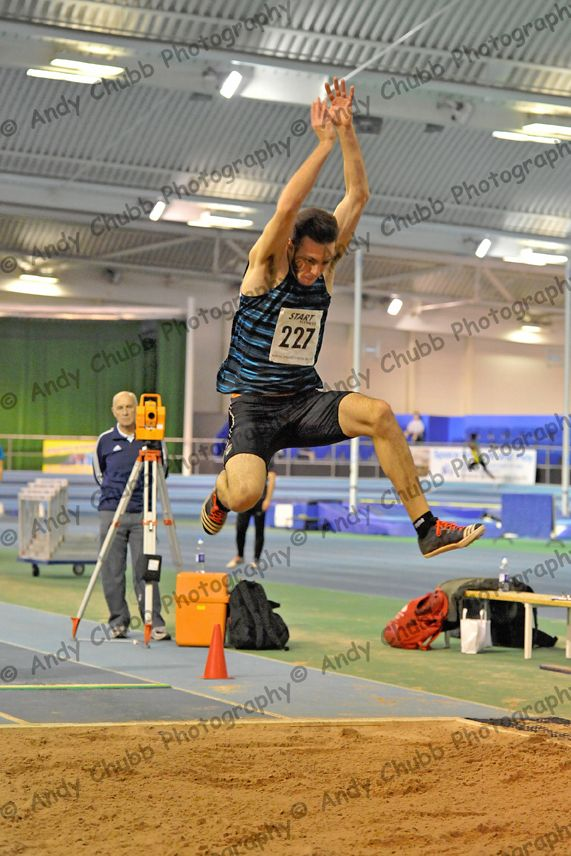 Joe Hobson, City of Sheffield AC, U20 Long Jump