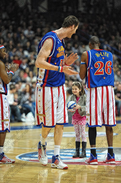 harlem globetrotters fun time 1019