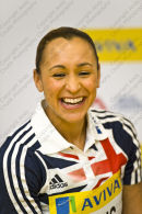 jessica ennis aviva press 7763