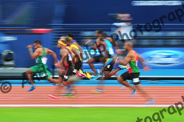 mens 100m semi 6686