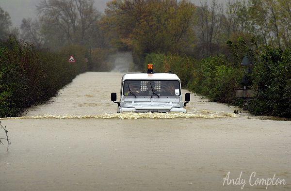 Don't Flood the Engine!