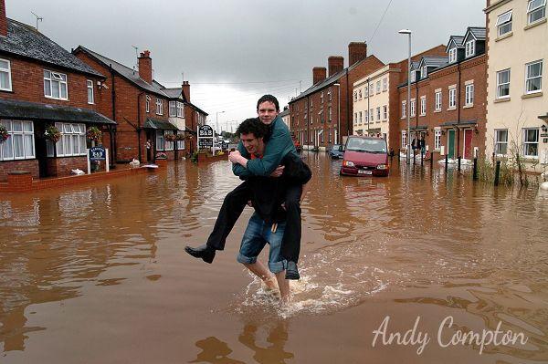 Hereford Floods