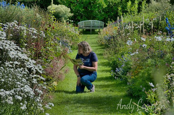 A day out at Hergest Croft Gardens.