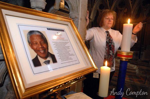 In Memory of Mandela