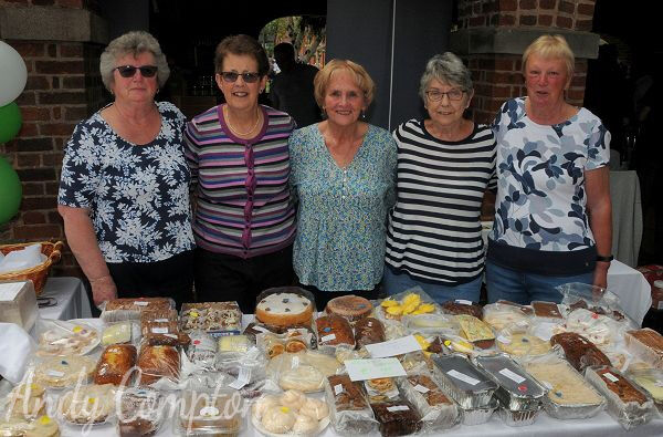Friendly Faces at Kington Food Festival