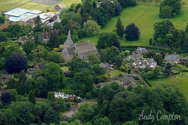St Mary's Church, Kington