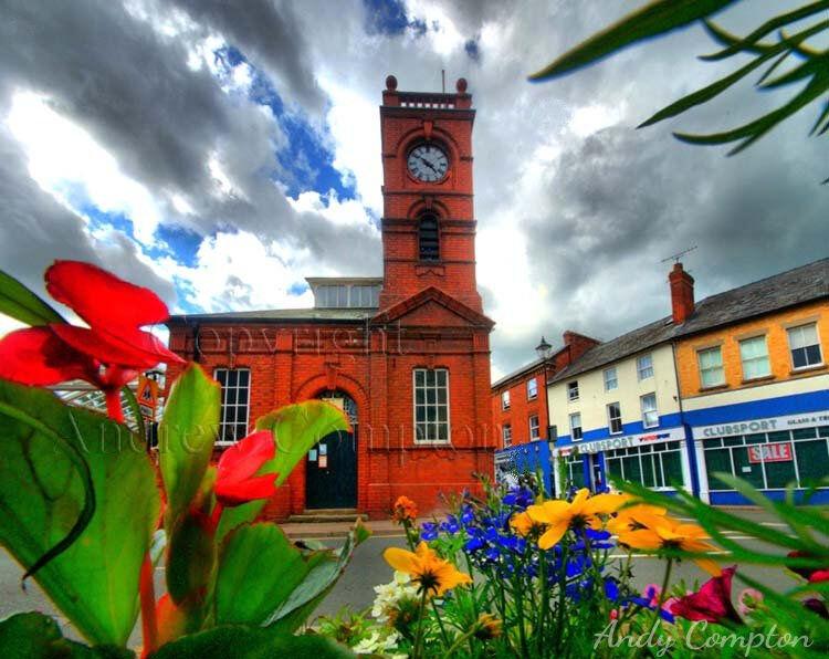 Kington Town Clock
