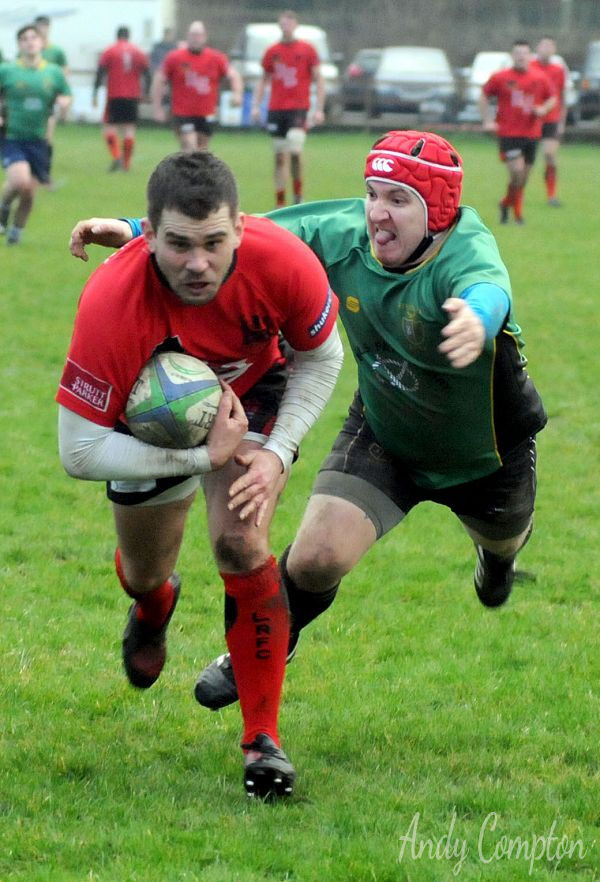 A Try for Ludlow