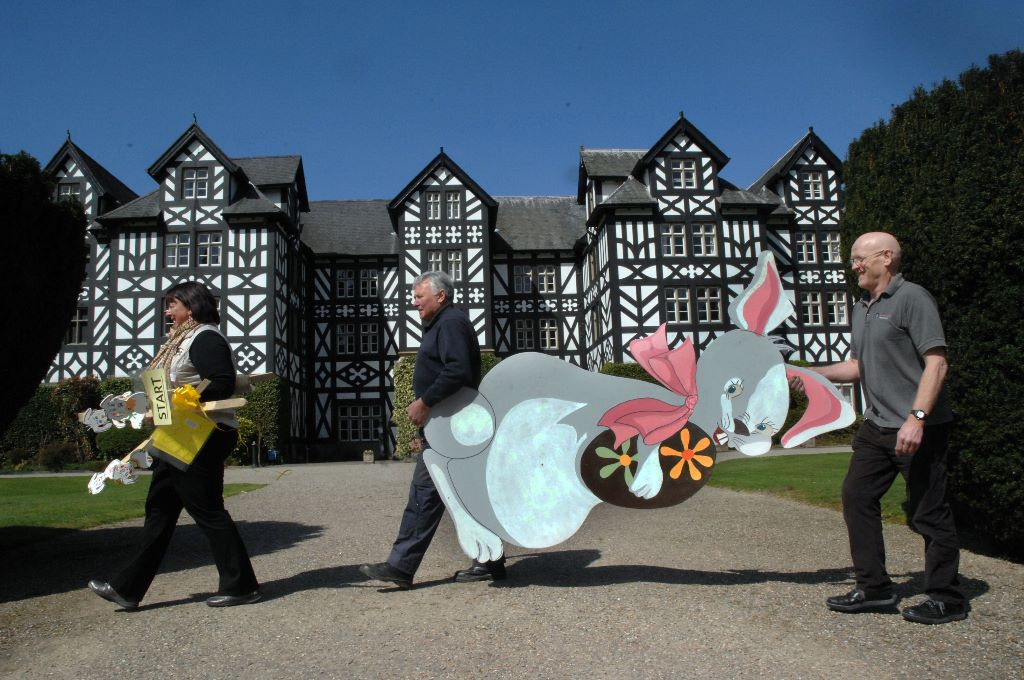 Easter at Gregynog Hall