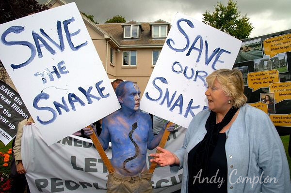 Save our Snake