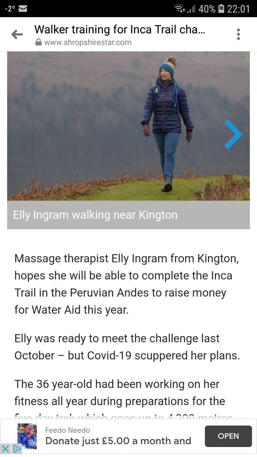 Elly Ingram featured Online