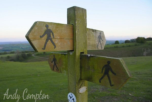 Walking......Spoilt for Choice....We even have a couple of Walking Festivals!