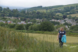 Walking the Wyche Way from Kington
