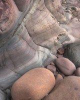 Pastel sandstones