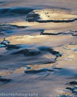 Ice ledges