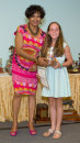 Champion Junior Equitation Under 12 Years - Spicelands Trophy
