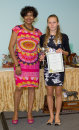 Champion Short Stirrup Equitation 12 Years & Under - Cinnamon Girl Trophy