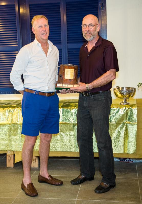 The President's Award.  Jim Michelsen.
