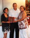 The Dr. GP Heslop Trophy Memorial Award