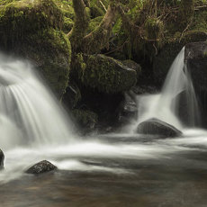 Waterfall Colly Brook