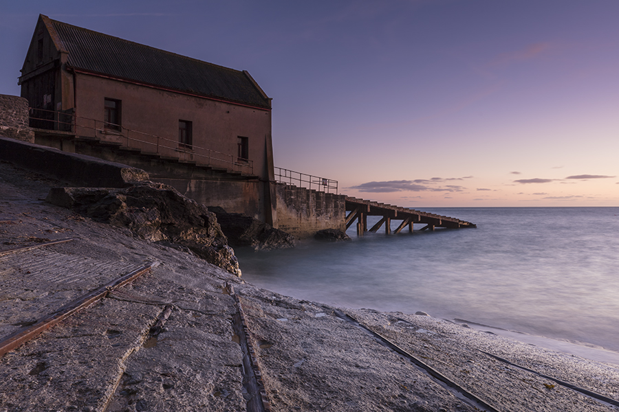 Lifeboat Station Polpeor Cove