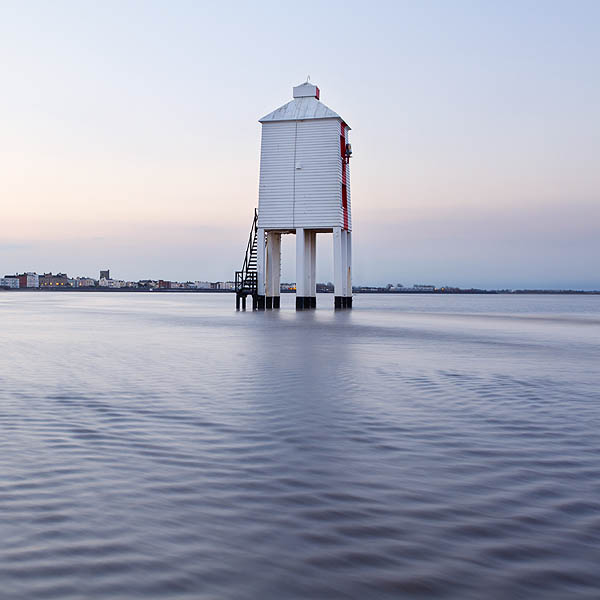 Rising Tide The Low Lighthouse
