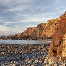 Hartland Sea Wall