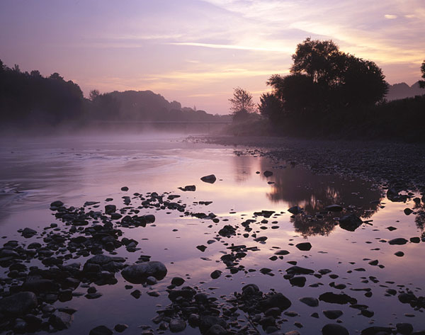Ribble Dawn, Avenham