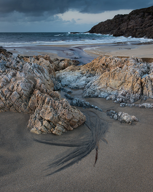 Afterglow, Clabbach Bay, Isle of Coll