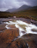 Waterslide, An Teallach