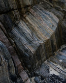Banded Gneiss, Uig Bay, Lewis