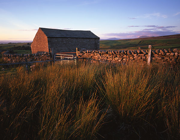 Andy Latham Landscape Photography Barn On The Slaidburn Road