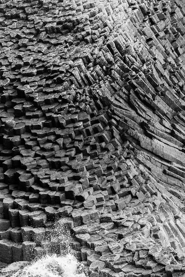 Basalt Columns, Am Buchaille, Staffa