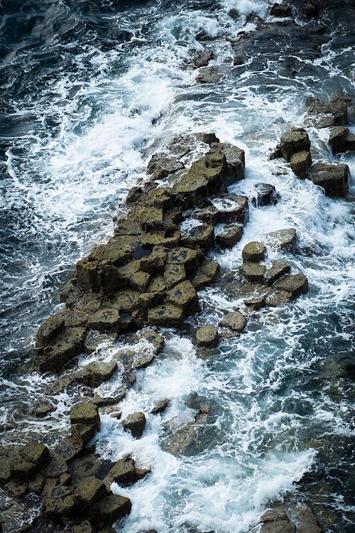 Basalt Pavement, Staffa