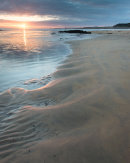 Sunrise, Cambo Sands