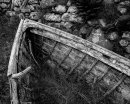 Decaying Boat, Aird Uig, Lewis
