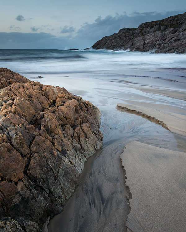 End of the Day, Clabbach Bay, Isle of Coll