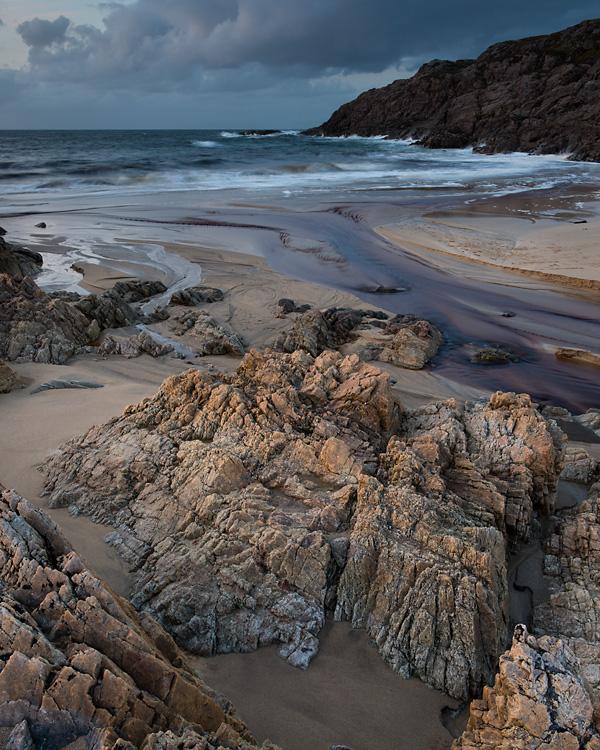 Dusk, Clabbach Bay, Isle of Coll