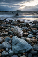 Evening Light, Porth Trwyn, Anglesey