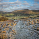 Frosty Morning Above Wharfe
