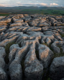 Limestone and the Howgills, Great Asby Scar