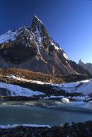 Mitre Peak, Concordia, Karakoram, Pakistan