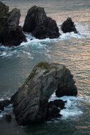 Natural Arch, St Non's Bay, Pembrokeshire