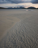 North Harris Hills from Traigh Seilebost