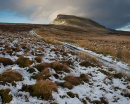 Pen-y-Ghent and the Pennine Way