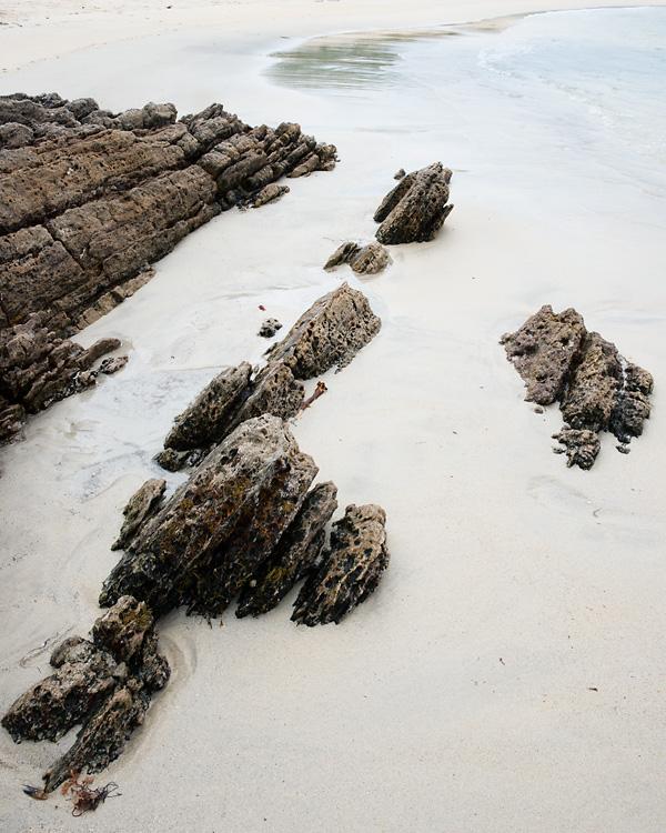 Rocks & Sand, Isle of Coll