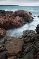 Rugged Coast, Traigh Bheireal, North Uist