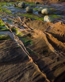 Sandstone Foreshore, Arran, 05