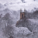Snowfall, Christ Church Walmsley
