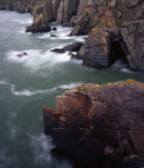 Cliffs at St Non's